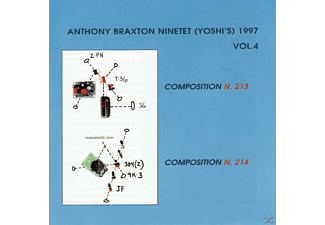 Anthony Ninetet Braxton - Ninetet (Yoshi's) 1997,vol.4 - (CD)