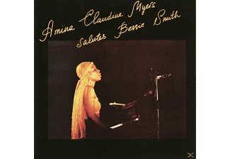 Amina Claudine Myers - SALUTES BESSIE SMITH - (CD)