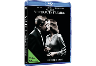 Allied – Vertraute Fremde - (Blu-ray)