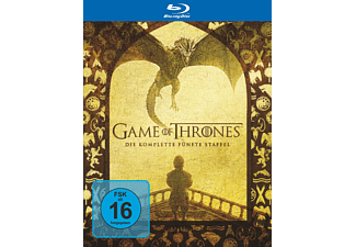 Game of Thrones - Staffel 5 - (Blu-ray)