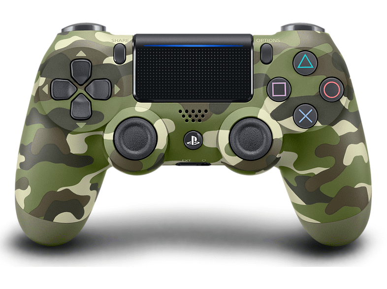 SONY PS4 Dualshock 4 V2 Green Cammo gaming απογείωσε την gaming εμπειρία αξεσουάρ ps4