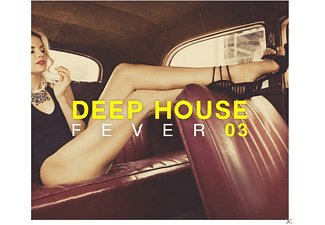 VARIOUS - Deep House Fever 03 - (CD)