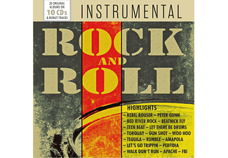 VARIOUS - Instrumental Rock and Roll - (CD)