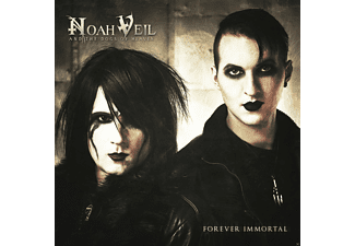 Noah Veil And The Dogs Of Heaven - Forever immortal - (CD)