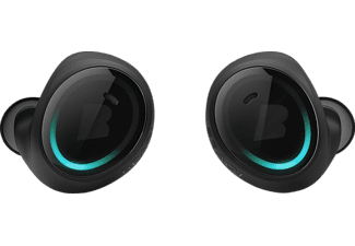 BRAGI The Dash, In-ear Truly Wireless Smart Earphones, Schwarz