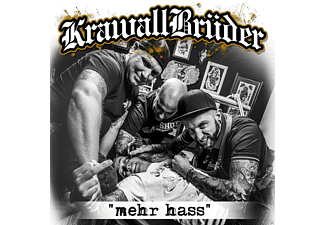 Krawallbrüder - Mehr Hass (Ltd.Digipak+DVD) [CD + DVD Video]