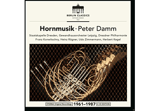 Peter Damm - Established 1947,Music For Horn - (CD)