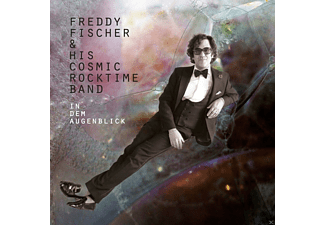 Freddy Fischer Feat. His Cosmic Rocktime Band - In Dem Augenblick (Feat. His Cosmic Rocktime Band) - (Vinyl)