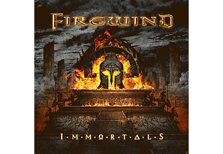Firewind - Immortals - (CD)