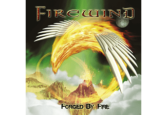 Firewind - Forged By Fire  (LP Re-issue 2017) - (LP + Bonus-CD)
