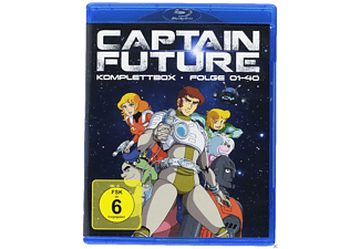 Captain Future - Komplettbox - (Blu-ray)
