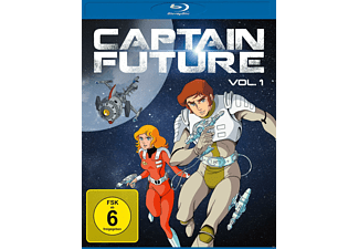 Captain Future Vol. 1 [Blu-ray]