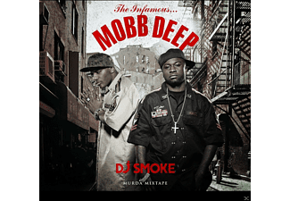 Mobb Deep, Dj Smoke - Murda Mixtape - (CD)