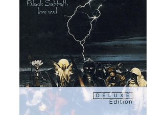 Black Sabbath - Live Evil (Deluxe Edition) (CD)