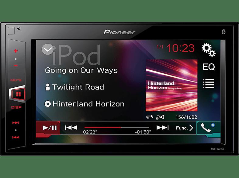 PIONEER MVH-AV290BT τηλεόραση   ψυχαγωγία ήχος πηγές car hi fi