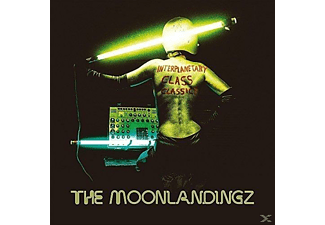 The Moonlandingz - Interplanetary Class Classics (Ltd.Ed.) - (Vinyl)