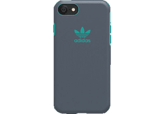 ADIDAS 034623, Apple, Backcover, iPhone 7, Thermoplastisches Polyurethan, Techink Utilitygreen