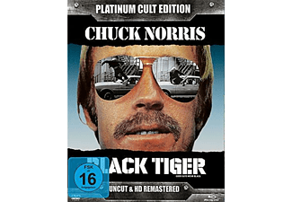 Black Tiger (Platinum Collection) - (Blu-ray)