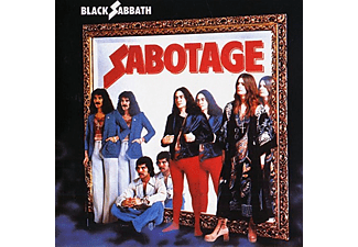 Black Sabbath - Sabotage (CD)