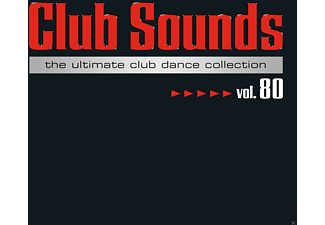 VARIOUS - Club Sounds,Vol.80 - (CD)