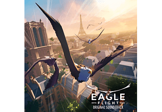 Inon Zur - Eagle Flight (Ost) - (CD)