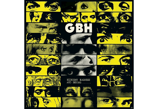 Gbh - Midnight Madness And Beyond - (Vinyl)