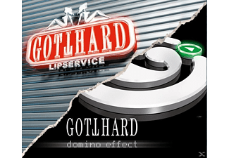 Gotthard - Lipservice/Domino Effect - (CD)