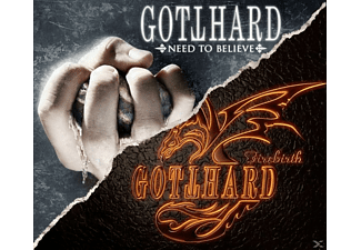 Gotthard - Need To Believe/Firebirth - (CD)