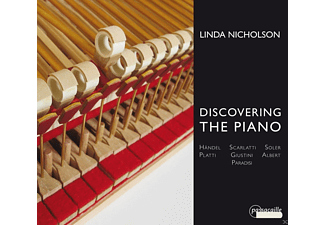 Nicholson Linda - Discovering the Piano - (CD)