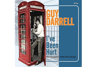 Guy Darrell - I've Been Hurt-The Complete 1960s Recordings - (CD)