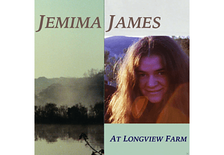 Jemima James - At Longview Farm/When You Get Old - (CD)
