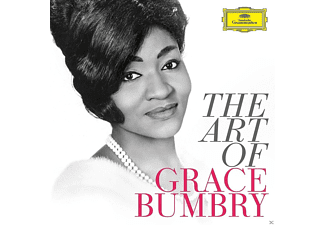 Grace Bumbry - The Art Of Grace Bumbry - (CD + DVD Video)