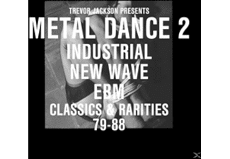 VARIOUS - Presents Metal Dance 2 (2lp) - (Vinyl)