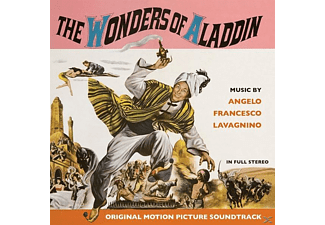 Angelo Francesco Lavagnino - The Wonders Of Aladin - (CD)