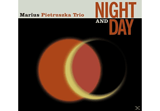 Marius Trio Pietruszka - Night and Day - (CD)