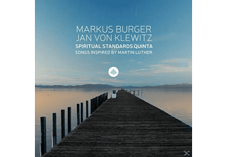 Burger, Markus / Klewitz, Jan Von - Spiritual Standards-Songs Inspired By Martin - (CD)