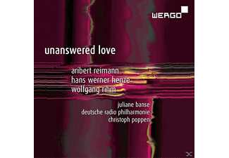 Juliane Banse - Unanswered Love - (CD)