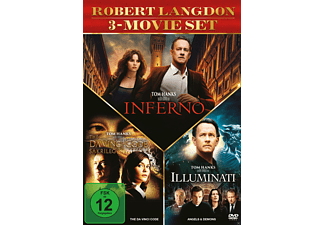 The Da Vinci Code - Sakrileg / Illuminati / Inferno - (DVD)