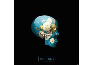 As Lions - Selfish Age - (CD)