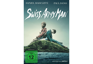 Swiss Army Man - (DVD)