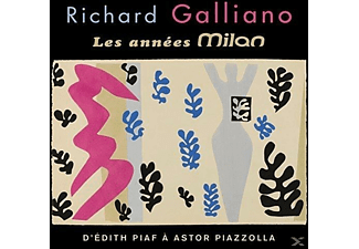 Richard Galliano - The Milan Years - (CD)