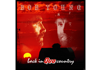 Bob Young - Back In Quo Country (Expanded Edition) - (CD)