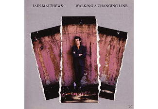 Iain Matthews - Walking The Changing Line (Bonus Edition) - (CD)