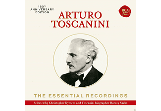 New York Philharmonic Orchestra, The Philadelphia Orchestra, Nbc Symphony Orchestra - Arturo Toscanini-The Essential Recordings - (CD)