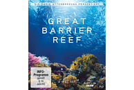 David Attenborough: Great Barrier Reef - (Blu-ray)