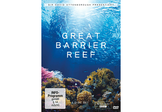 David Attenborough: Great Barrier Reef - (DVD)