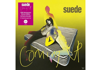 Suede - Coming Up Deluxe Edition (180 Gr.2LP Black Vinyl) - (Vinyl)