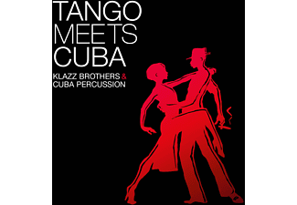 Klazz Brothers - Tango Meets Cuba - (CD)