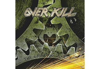 Overkill - The Grinding Wheel - (CD)