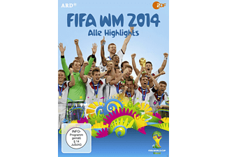 FIFA WM 2014 - ALLE HIGHLIGHTS - (DVD)